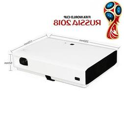 Android6.0 Home Theater DLP Laser Video Projector Full 3D HD