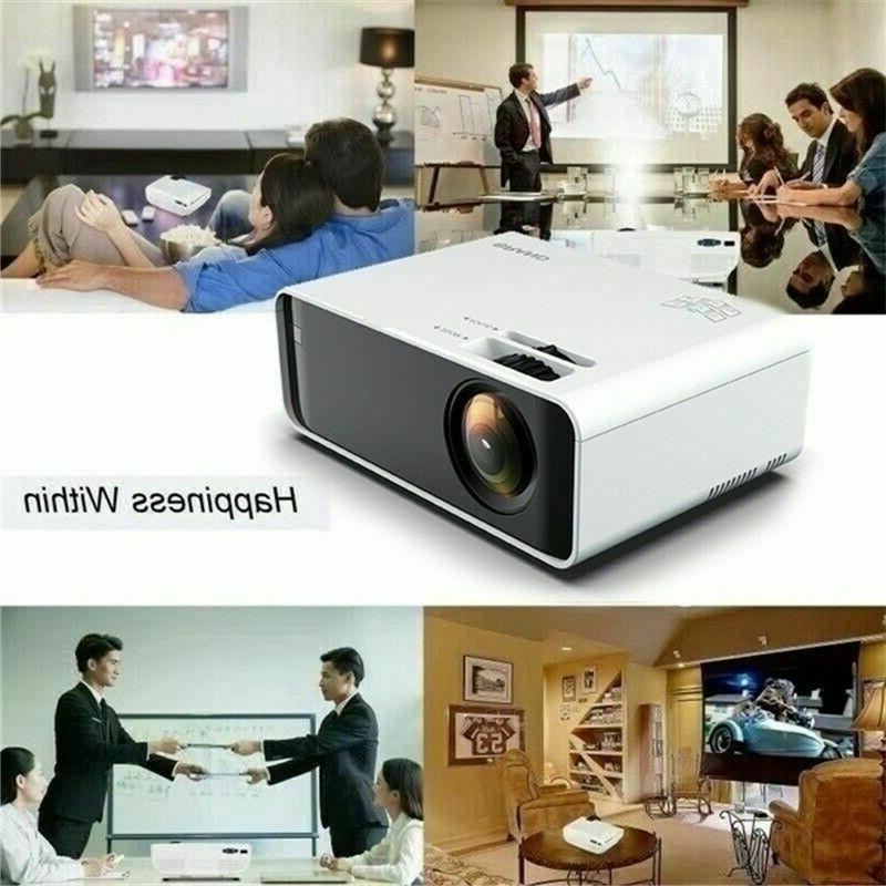 18000lumen 1080p 3d led 4k android wifi
