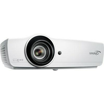 Optoma Ready DLP Projector - 1080p - -