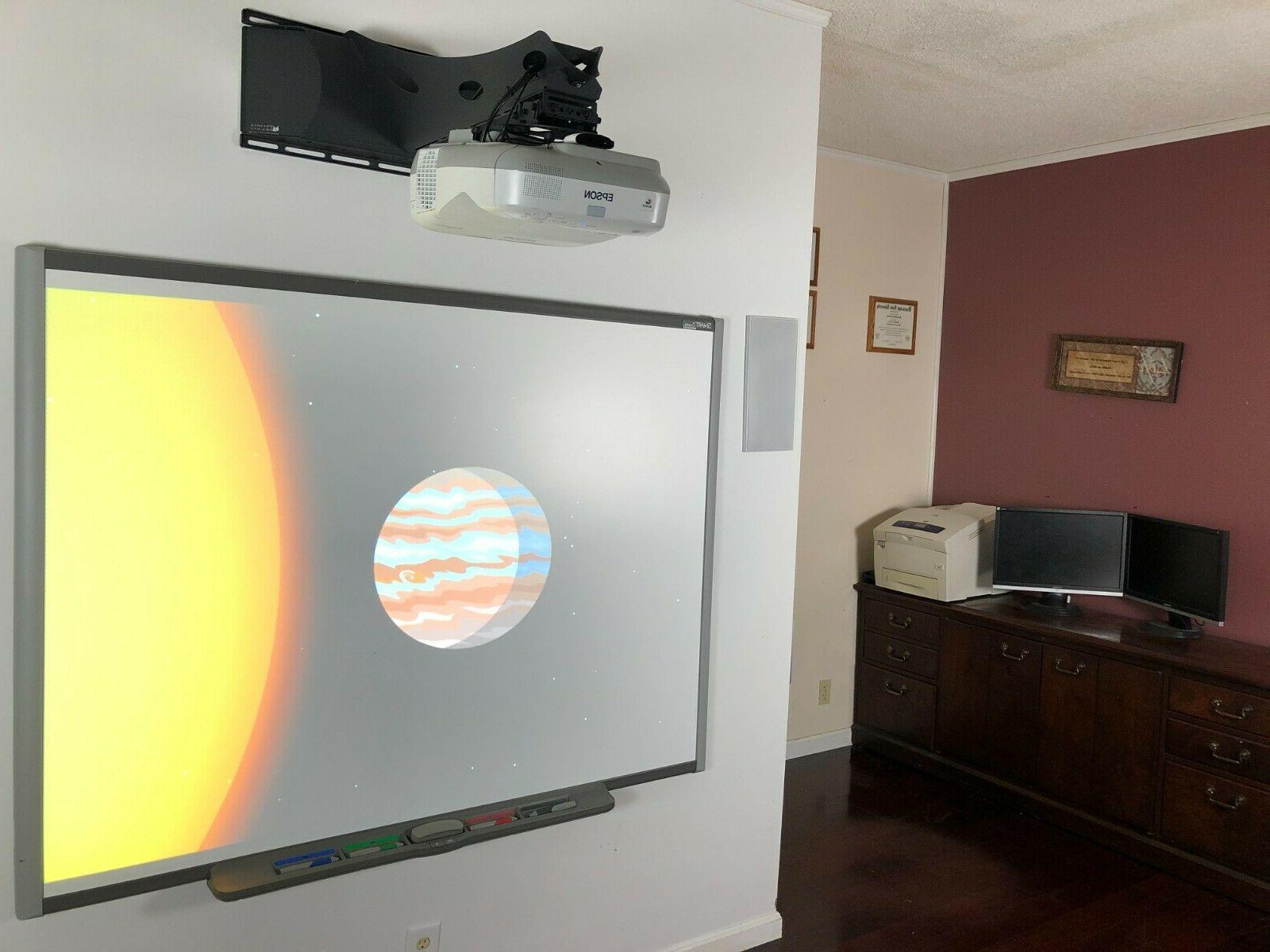 Interactive Smart and projector
