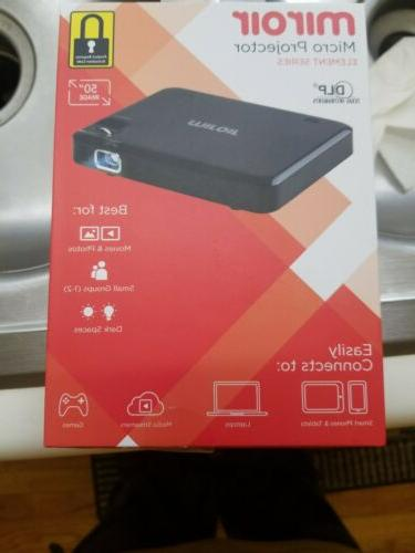 micro projector m20 brand new
