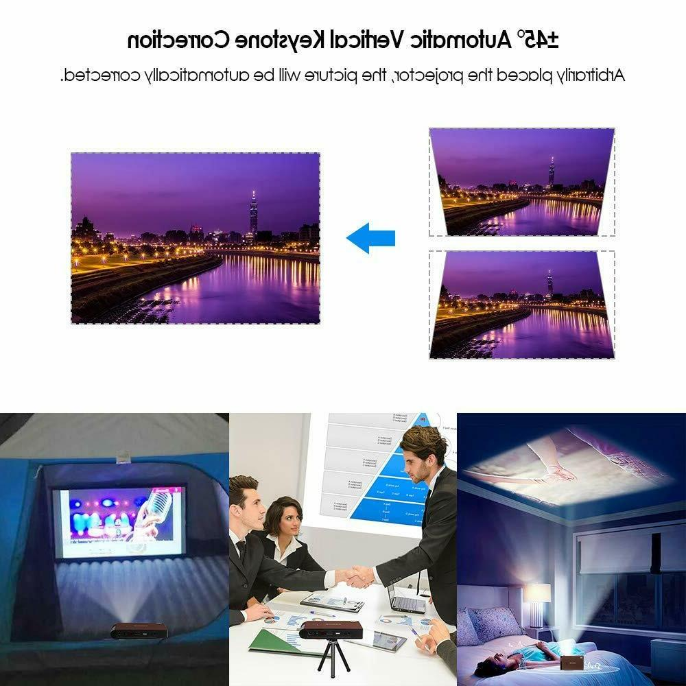 Caiwei Pocket DLP Home 1080P HDMI