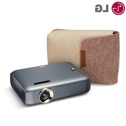 LG PH550S Mini Beam LED DLP Projector |WXGA 550 Ansi Bluetoo