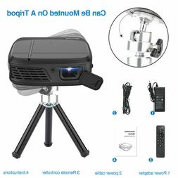 Pico Size HD Android 7.1 Projector WIFI Smart Blue tooth Pre