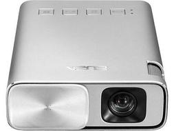 "ASUS Zenbeam E1 854 x 480 0.2"" DLP Pocket LED Projector, 150"